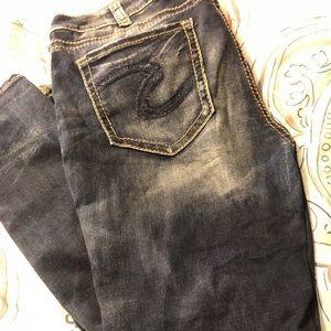 Suki Midi Super Skinny Jeans